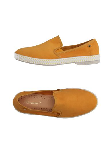 RIVIERAS Sneakers in Ocher