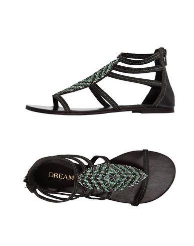 DREAM Sandals in Brown