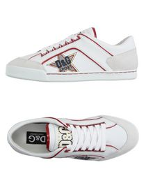 DOLCE & GABBANA - Low-tops & trainers