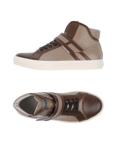 HOGAN REBEL Sneakers in Brown