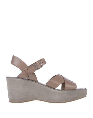 KORKEASE Sandals in Dove Grey