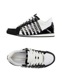 DSQUARED2 - 运动鞋