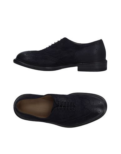 LABORATORIGARBO Laced Shoes in Dark Blue