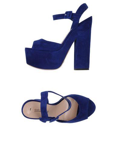 SEBASTIAN Sandals in Blue