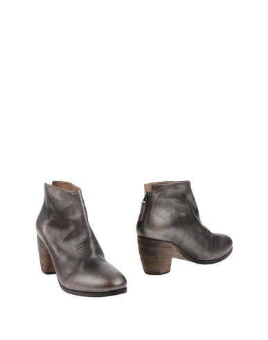 SETTIMA Ankle Boot in Lead
