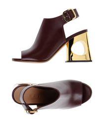 MARNI - 凉鞋