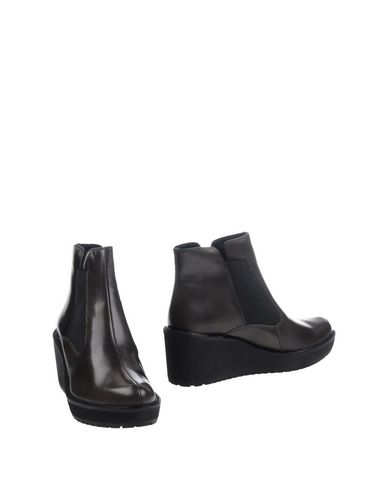 Clarks Ankle Boot In Dark Brown   ModeSens