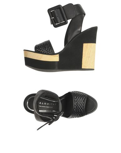 PALOMA BARCELÓ Sandals in Black