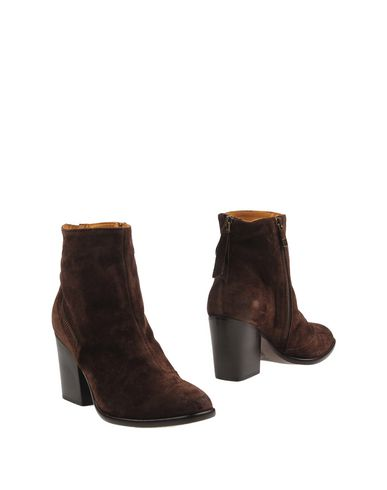 ALBERTO FERMANI Ankle Boot in Dark Brown