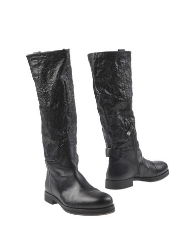 ALBERTO FERMANI Boots in Black