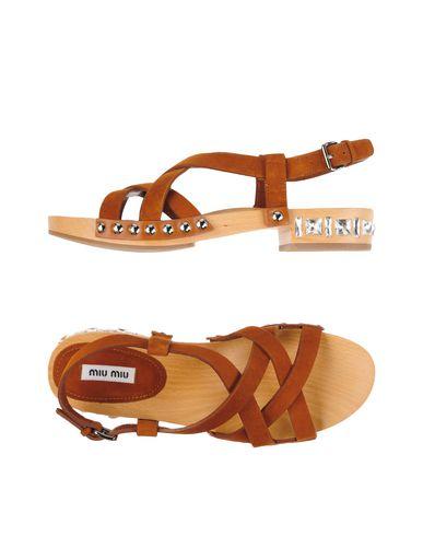 MIU MIU - 凉鞋
