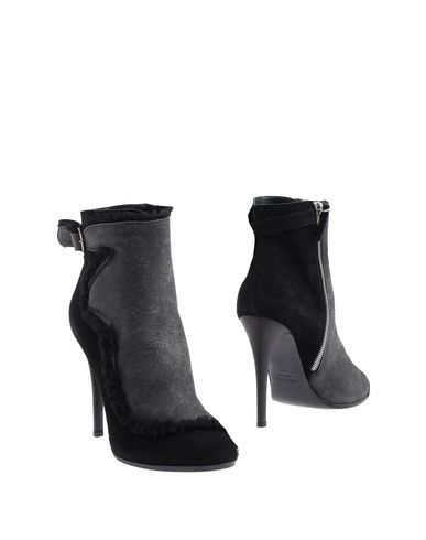 THAKOON Ankle Boots in Black