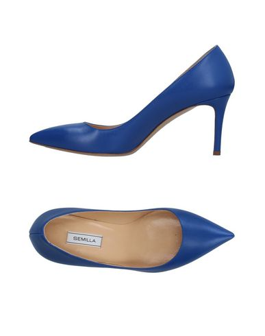 SEMILLA Pump in Blue