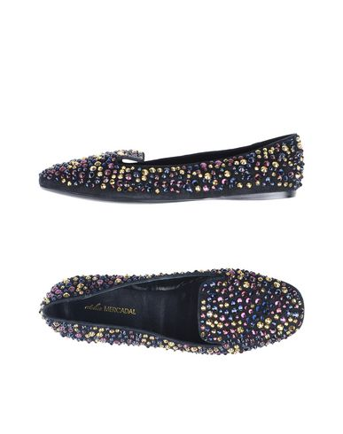 ATELIER MERCADAL Loafers in Black