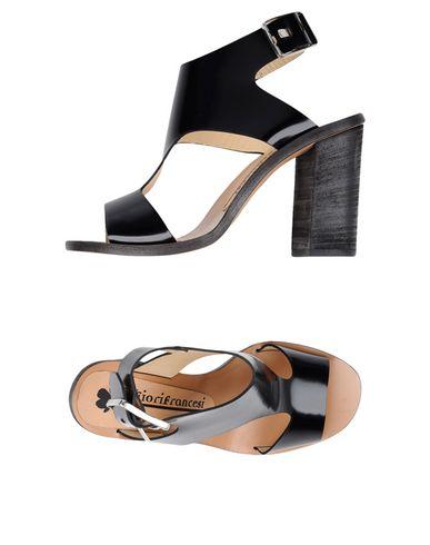 FIORIFRANCESI Sandals in Black