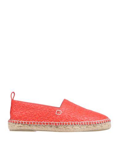 LOEWE - 底部编织休闲鞋