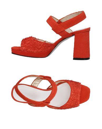 AMÉLIE PICHARD Sandals in Orange