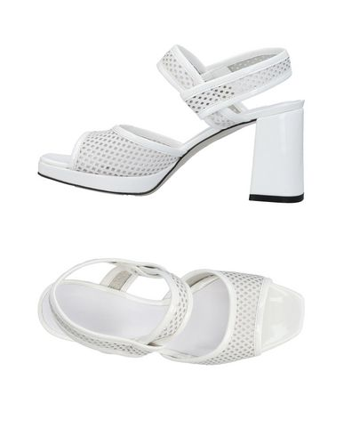 AMÉLIE PICHARD Sandals in White