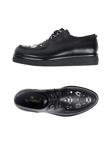 VALENTINO GARAVANI - 系带鞋