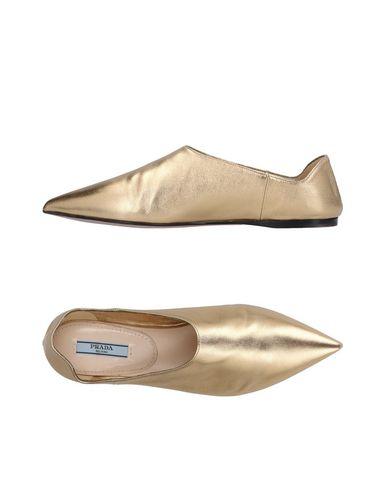 PRADA - 芭蕾平底鞋