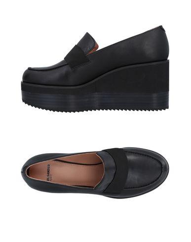 JIL SANDER NAVY - 平底鞋