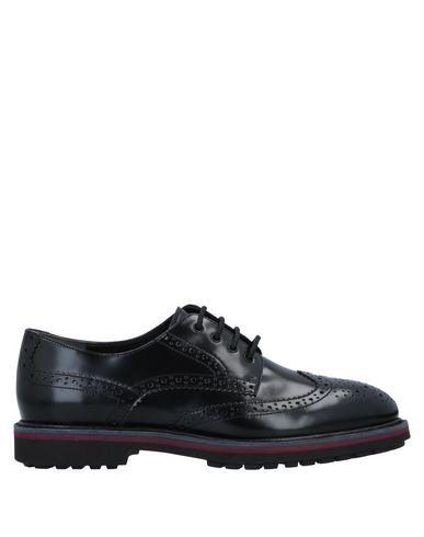 JKJY BY STELLA Laced Shoes in Black