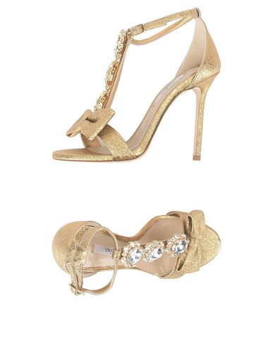 OLGANA PARIS Sandals in Gold