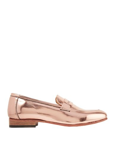 DIEPPA RESTREPO Loafers in Copper
