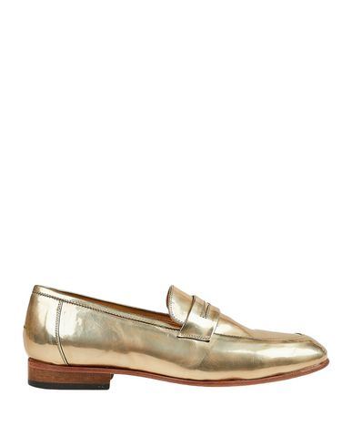 DIEPPA RESTREPO Loafers in Gold