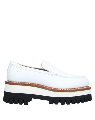 CAPPELLETTI Loafers in White