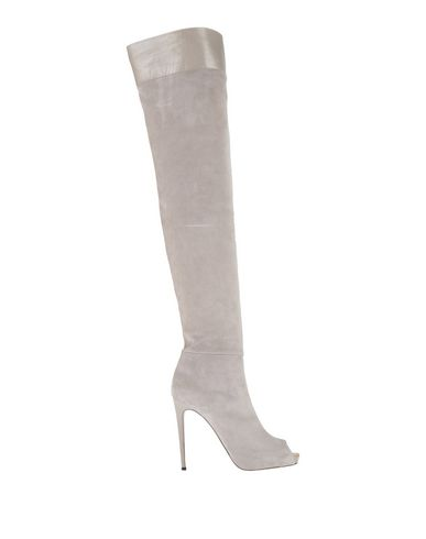 DIEGO DOLCINI Boots in Light Grey