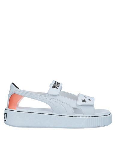 PUMA X SOPHIA WEBSTER Sandals in White