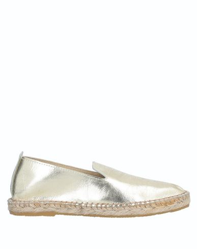 MDK Espadrilles in Gold