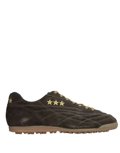 PANTOFOLA D'ORO Sneakers in Dark Brown