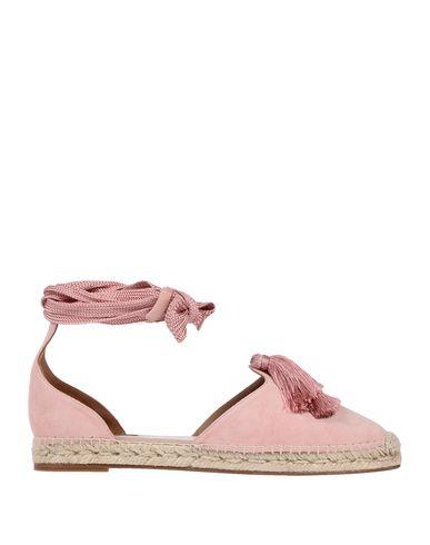Aquazzura Espadrilles In Pink