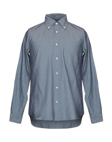 TSS Solid Color Shirt in Blue