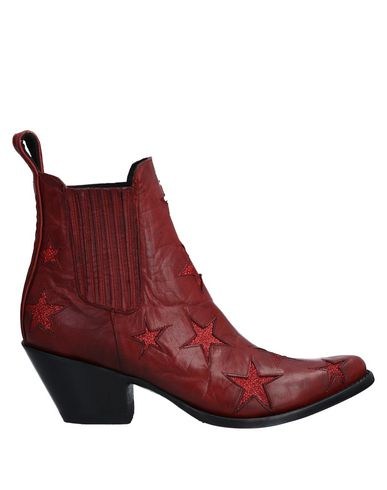 MEXICANA Ankle Boot in Red