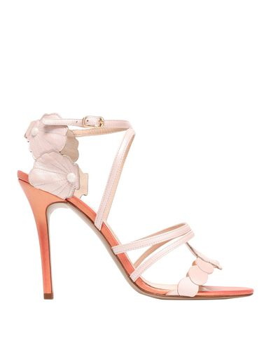 CAMILLA ELPHICK Sandals in Light Pink