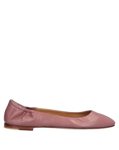 POMME D'OR Ballet Flats in Light Brown