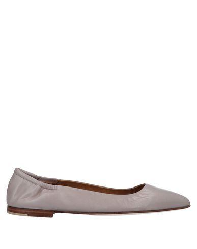 POMME D'OR Ballet Flats in Light Grey