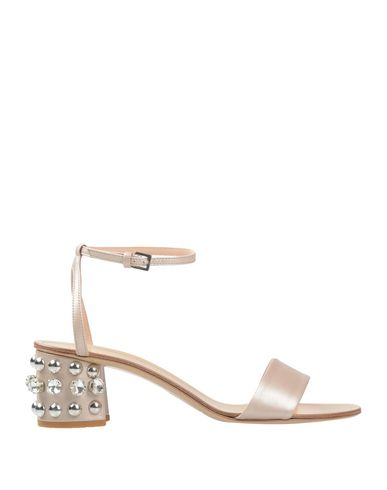 NINALILOU Sandals in Light Grey