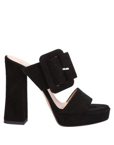 GIAMPAOLO VIOZZI Sandals in Black