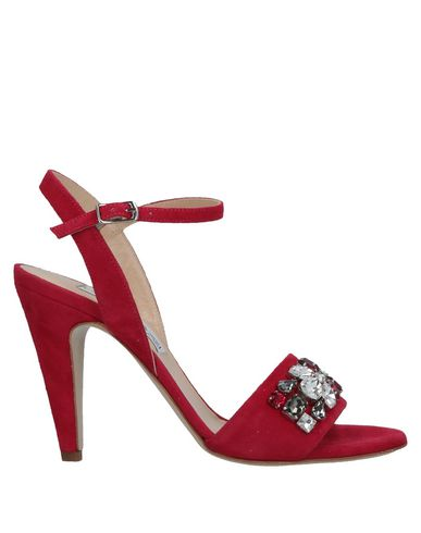 GIAMPAOLO VIOZZI Sandals in Red