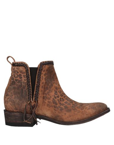 MEXICANA Ankle Boot in Brown
