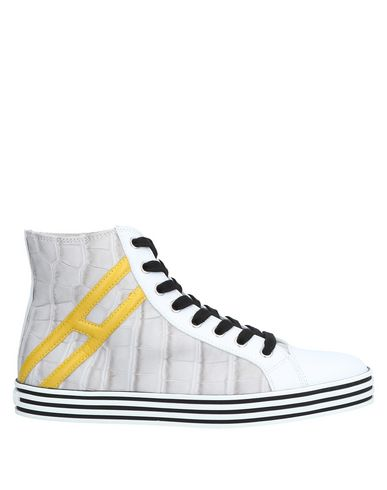 HOGAN REBEL Sneakers in Light Grey