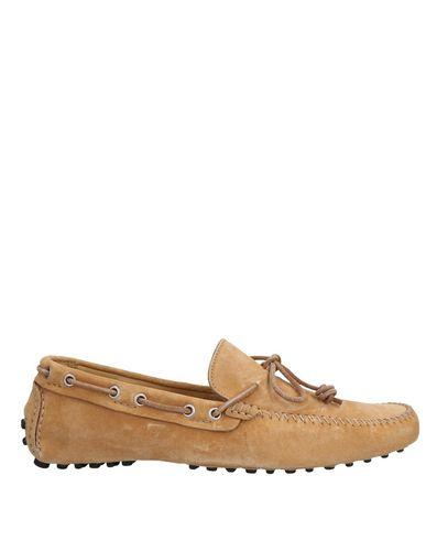 MR.HARE Loafers in Ocher