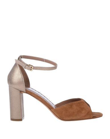JEAN-MICHEL CAZABAT Sandals in Camel