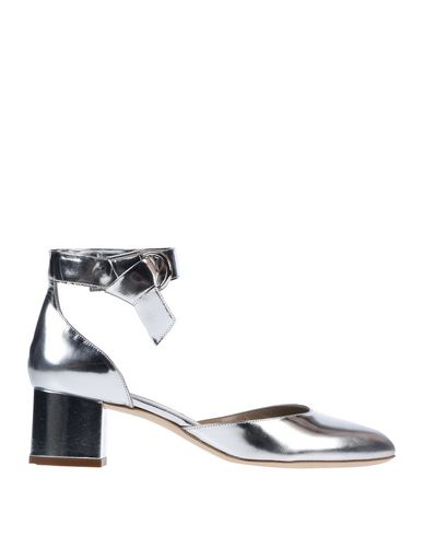 ALEXANDER WHITE Pumps in Silver