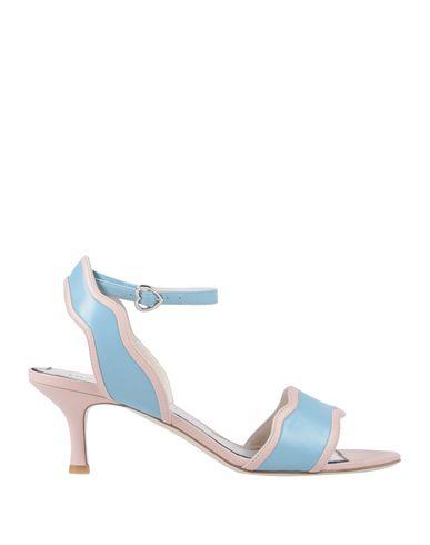FRANCESCA BELLAVITA Sandals in Sky Blue