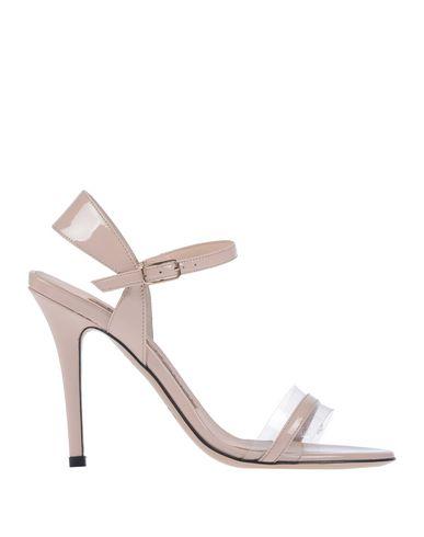 LELLA BALDI Sandals in Pink